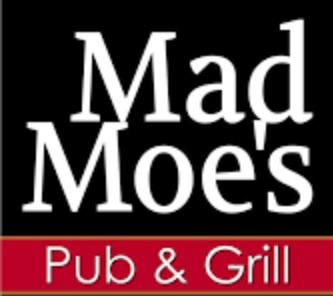 Logo-Mad Moe's Sports Pub & Grill