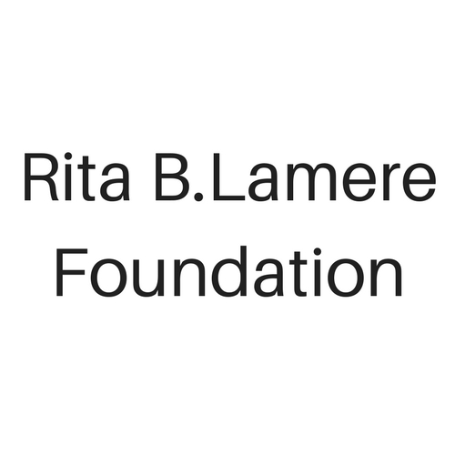 Logo-Rita B. Lamere Foundation