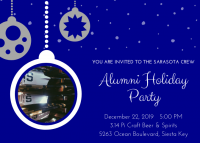 Alumni Holiday Party